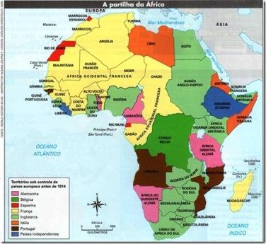 Colonizacao E Descolonizacao Da Africa Iramigomdimalves